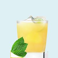Коктейли со спирулиной — ананасовый и молочный с медом